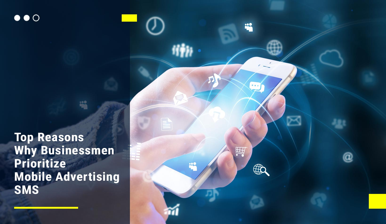 mobile advertising SMS